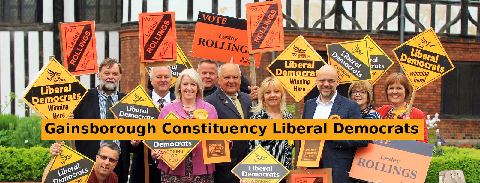 Gainsborough Constituency Liberal Democrats