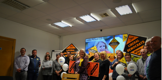 Lesley Rollings candidacy for Gainsborough Parliamentary Election (B. Velan)